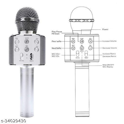 Wireless Singing Microphone