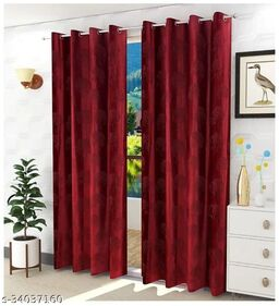 Trendy Fashionable Curtains & Sheers