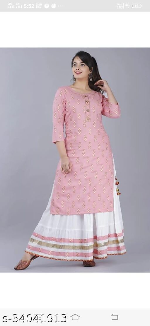 Kashvi Refined Women Kurta Sets