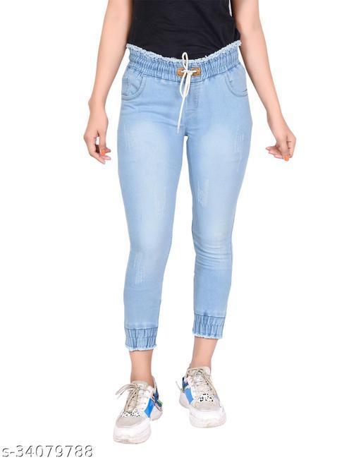 Women Joggers jeans Ice 30