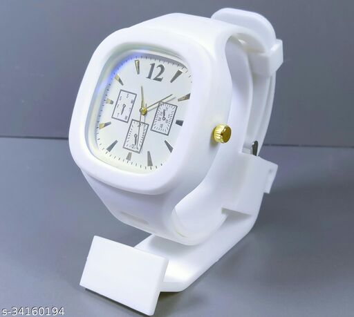 New Rubber men watches