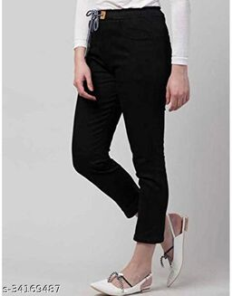 Trendy Stylish Women's Jeans ( Pack Of 1 )