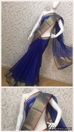 Fancy Doriya Cotton Saree
