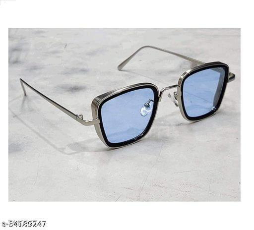 Branded Metal Body Square Kabir Singh Sunglasses