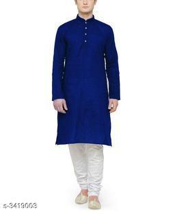 Trendy Ethnic Soft Cotton Men's Kurta
