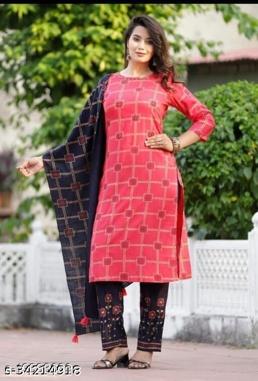 Trendy Superior Women Kurta Sets