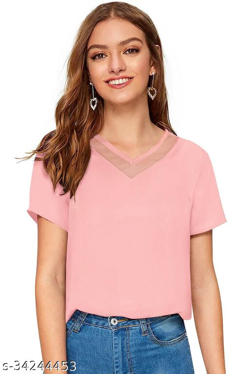 FANCY LADIES WEAR TOP AND T-SHIRT