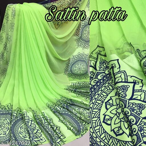 Fancy Fashionable Sarees