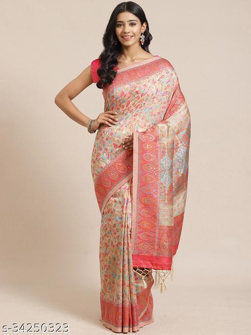 Trendy Pashmina Sarees
