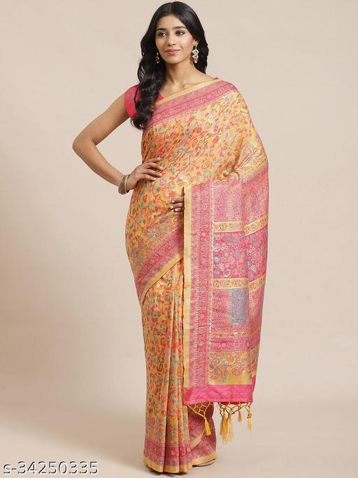 Trendy Beautiful Attractive Saree