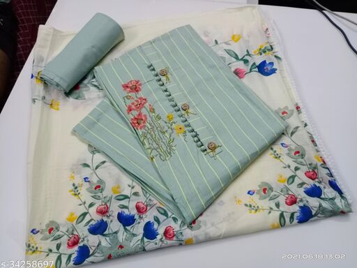 JFH Exclusive Summer Cotton Suits for Her