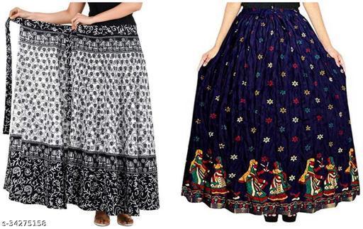 Unique Women Western Skirts