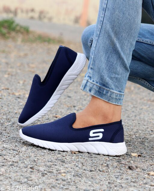 Graceful Men Sports Shoes