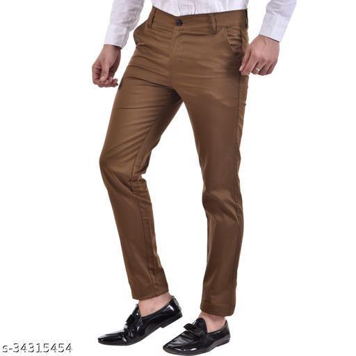 Ravishing Glamarous Men Trousers