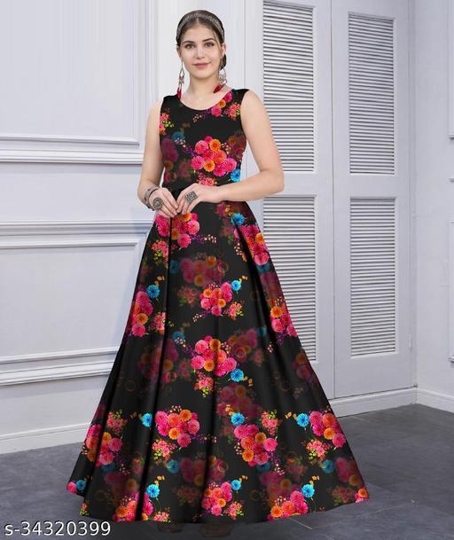 Fancy Women Gowns