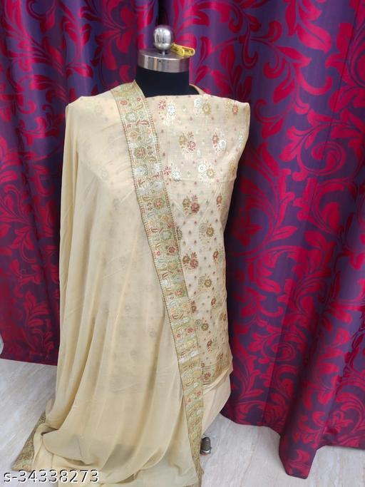 Abhisarika Voguish Semi-Stitched Suits