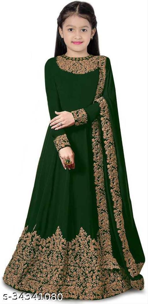 Modern Girls Ethnic Gowns