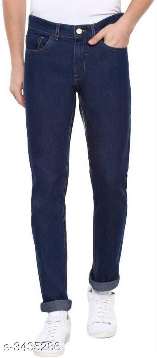 Stylish Cotton Lycra Men's Jean