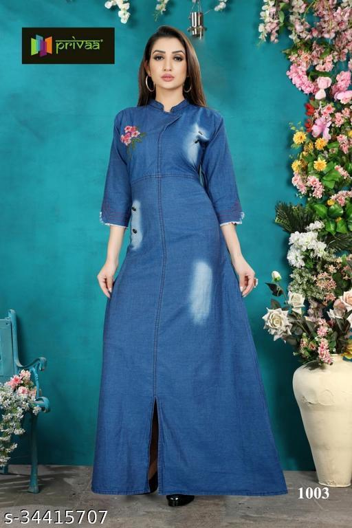 Urbane Modern Women Gowns