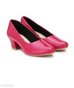 Trendy Women's Pink Heels