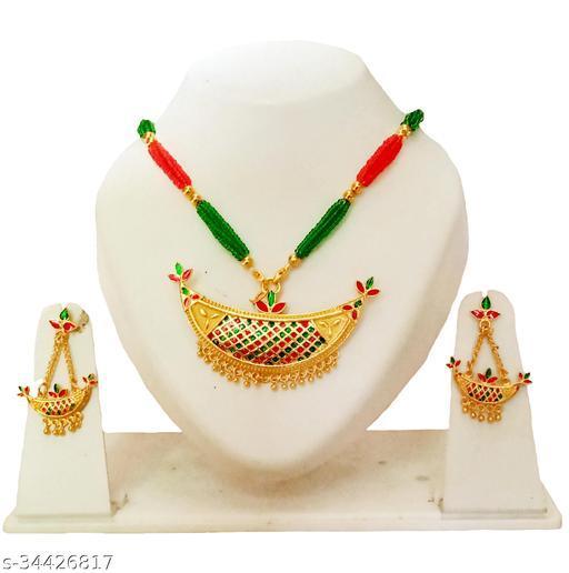 assamese traditional jewellery sets