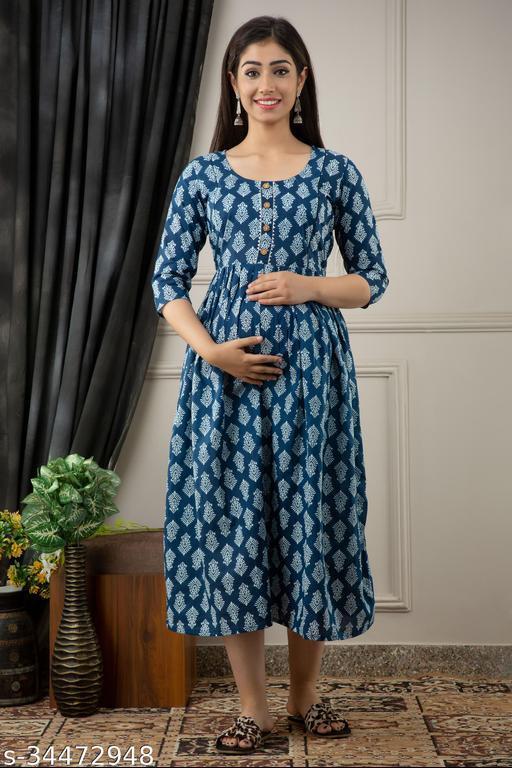 Stylish Ravishing Women Maternity Dresses