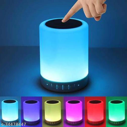Wireless Bluetooth Speaker Touch Lamp