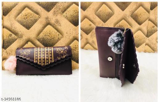 FashionableLatest Women Wallets
