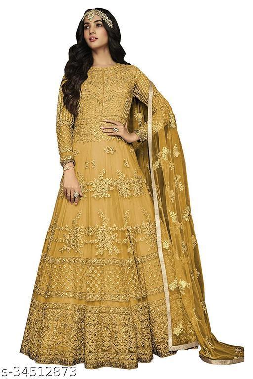 Designer Partywear Gown For Women