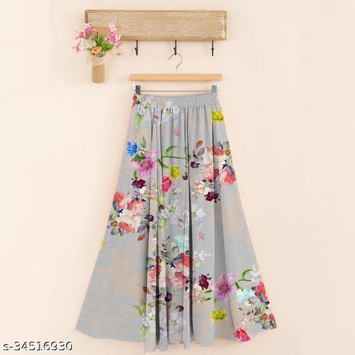 Designer Glamarous Women Western Skirts