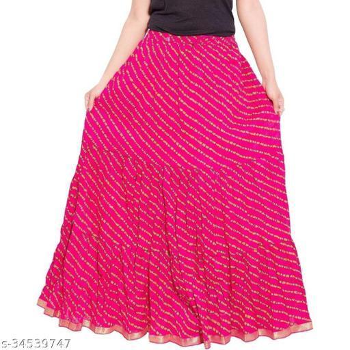 Aishani Fashionable Women Ethnic Skirts