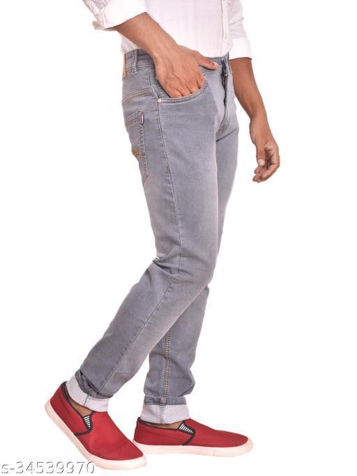 Gorgeous Glamarous Men Jeans