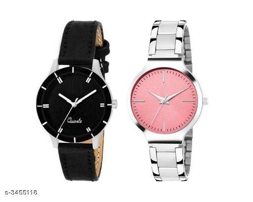 Stylish Women's Watches Combo