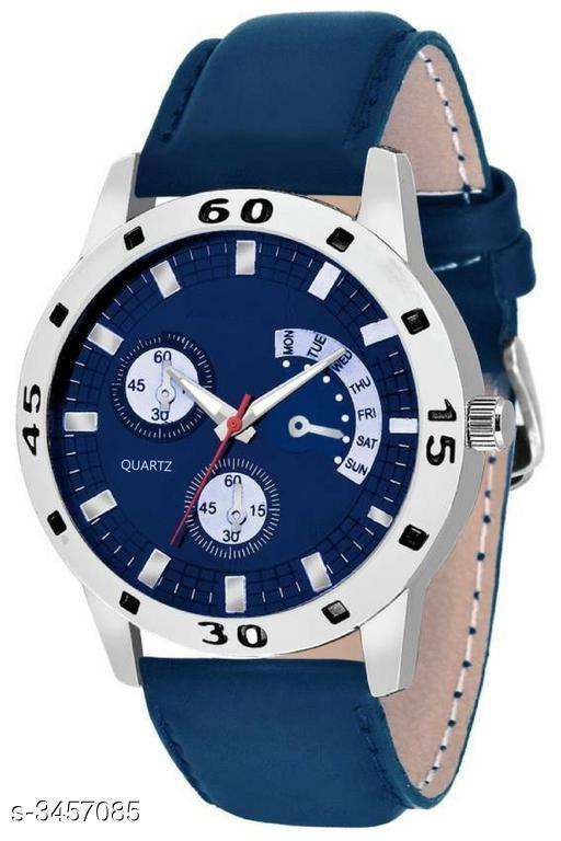 Alluring Fashionable Men's Watch