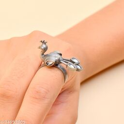 Allure Chunky Rings