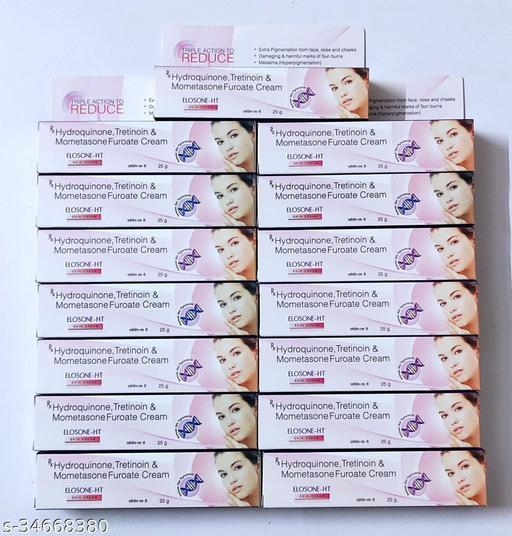 unique elosone-ht cream 25g pack of 15