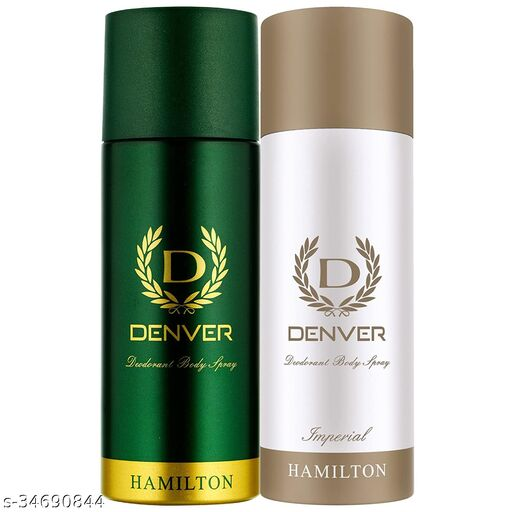 Denver Hamilton and Imperial Deo Combo (Pack of 2)