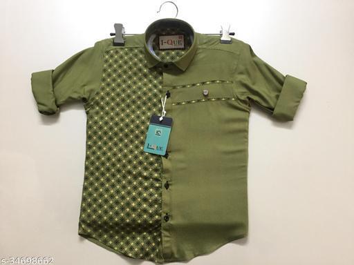 Cute Stylus Boys Shirts
