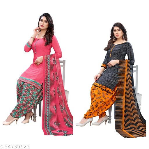 Vivaah Dress Material (pack of 2)