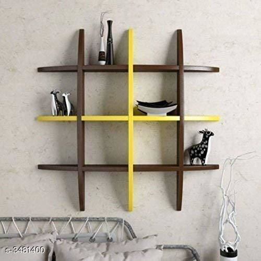 Decorative MDF Wall Shelves