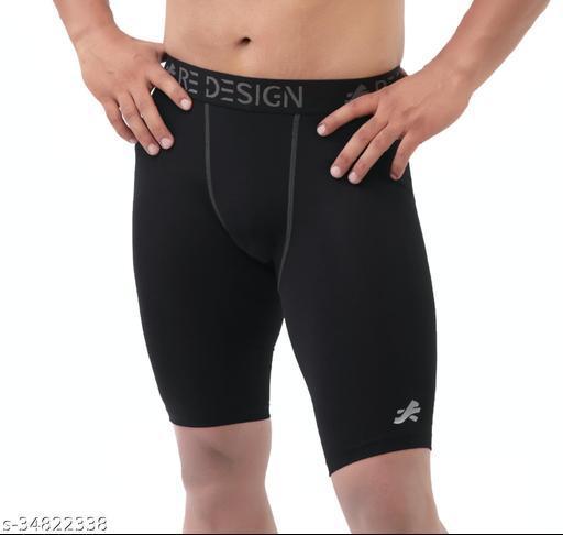 ReDesign Compression Shorts Nylon Black