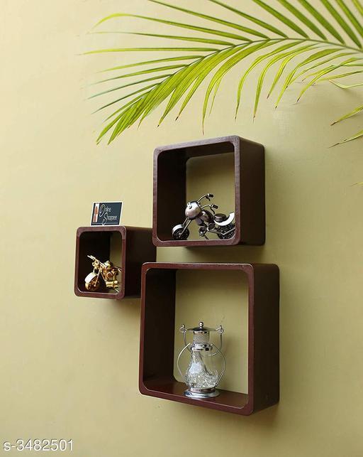Beautiful Decorative MDF Wall Shelves