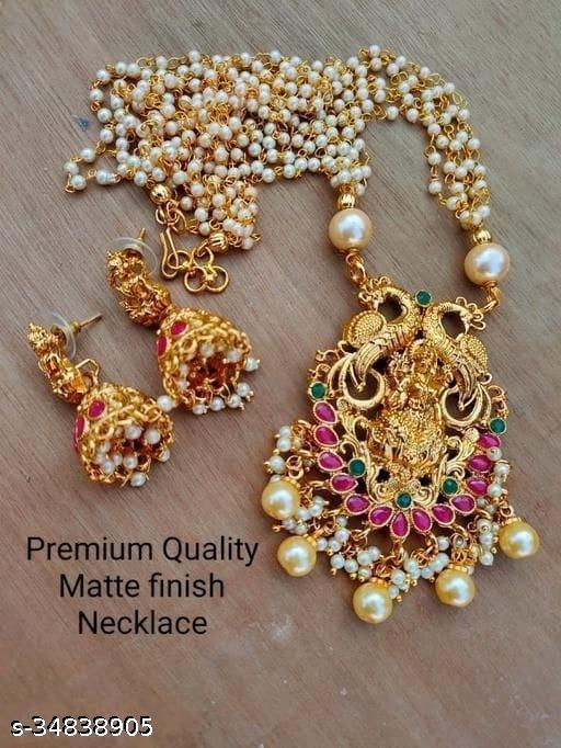 Elite Beautiful Temple Jewellery Sets