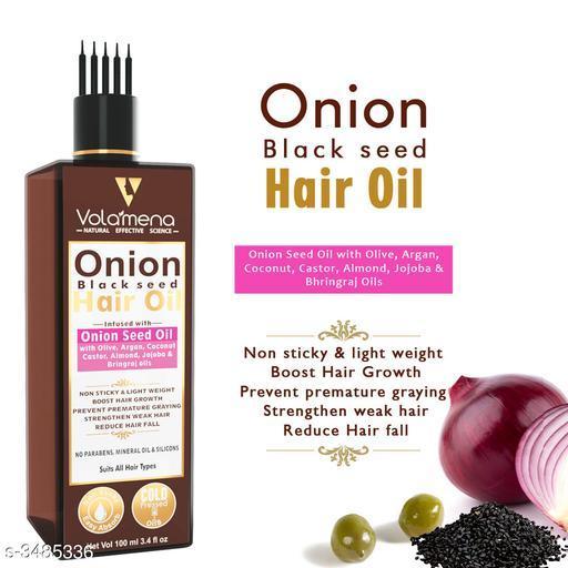 Volamena Onion Hair Oil