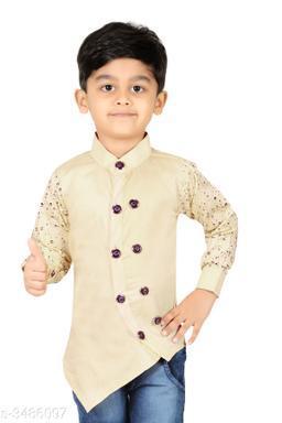 Trendy Cotton Kid's Boy's Shirt