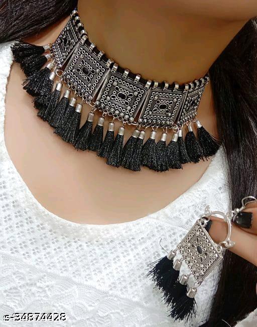 Elite Chunky Women Jewellery Set