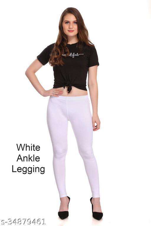 Ankle length legging for Women