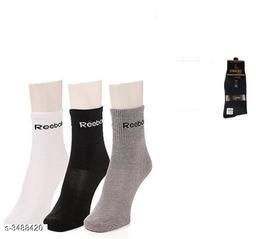 Trendy Men's Cotton Sock