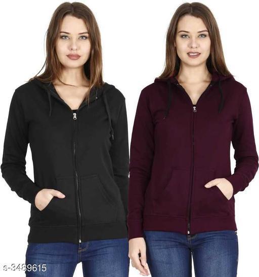 Modern Stylish Women's Sweatshirt