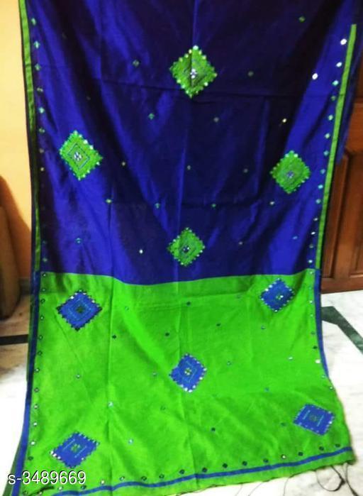 Tania Cotton Silk Sarees